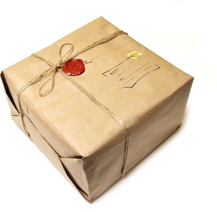 Подарочная упаковка Фирменная