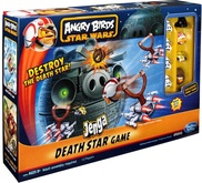 Angry Birds Star Wars: Jenga. Death Star. TelePods (Энгри Бердс)