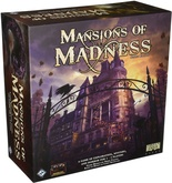Mansions of Madness 2-nd Edition