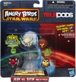 Мульти-набор Angry Birds: Star Wars TelePods