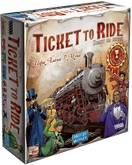 Ticket to Ride: Америка Акция!