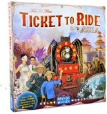 Ticket to Ride Asia: Expansion Map Collection 1 (на английском языке)