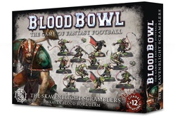 Warhammer. Blood Bowl: The Skavenblight Scramblers Акция!