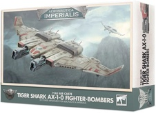 Игра Aeronautica Imperialis: T'au Air Caste Tiger Shark AX-1-0 Fighter-Bombers Акция!