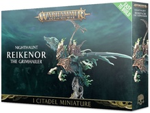 Игра Warhammer. Age of Sigmar. Easy to Build: Nighthaunt Reikenor the Grimhailer Акция!