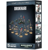 Warhammer 40,000 Миниатюры: Start Collecting! Drukhari Акция!