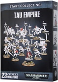 Warhammer 40,000 Миниатюры: Start Collecting! TAU Empire
