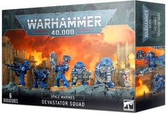 Warhammer 40,000 Миниатюры: Space Marine Devastators