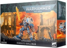 Warhammer 40,000 Миниатюры: Space Marines Roboute Guilliman Акция!