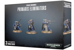 Warhammer 40,000 Миниатюры: Space Marines Primaris Eliminators Акция!