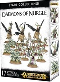 Warhammer Age of Sigmar: Start Collecting! Daemons of Nurgle Акция!
