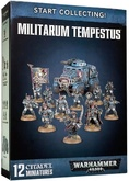 Warhammer 40,000 Миниатюры: Start Collecting! Militarum Tempestus Новая версия Акция!