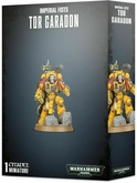 Warhammer 40,000. Space Marines Imperial Fists Tor Garadon Акция!