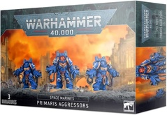 Warhammer 40,000 Space Marines Primaris Aggressors Акция!