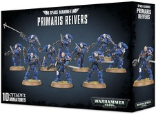 Warhammer 40,000 Space Marines Primaris Reivers Акция!