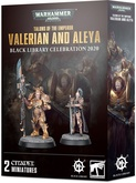 Warhammer 40000: Talons of the emperor. Valerian and Aleya Акция!