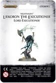 Игра Warhammer. Age of Sigmar. Nighthaunt: Liekeron the Executioner. Lord Executioners Акция!