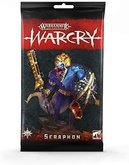 Warhammer. WarCry: Seraphon Cards Акция!