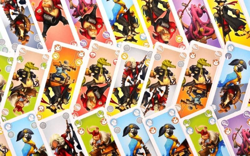 карты играть пиратские